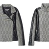 KC Collection Women's Mixed-Media Jacket