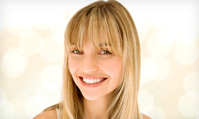 iDesign Salon - Belmont: $69 for a Salon Package with Full Highlights, Deep Conditioning, and Style at iDesign Salon in Hinsdale ($140 Value)