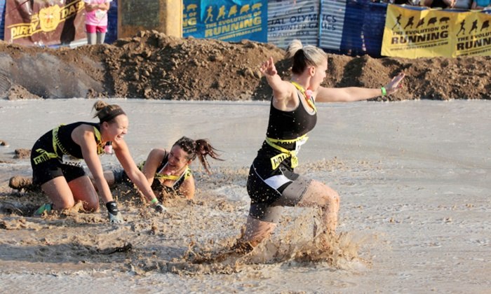 The Dirty Dash  - Genesee: Entry for One or Two to The Dirty Dash on Saturday, September 13 ($60 Value)