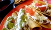 Up to 39% Off Mexican Cuisine at Luchita's