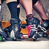 $10 for Roller-Derby Bout from Mad Rollin' Dolls