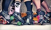 Mad Rollin' Dolls - Madison: $10 for a Mad Rollin' Dolls Semifinals Roller-Derby Bout for Two (Up to $24 Value)