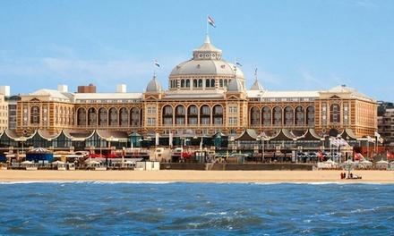 Nordseestrand Den Haag: 2 bis 4 Nächte für Zwei mit Frühstück im 5* Hotel Grand Hotel Amrath Kurhaus in Scheveningen