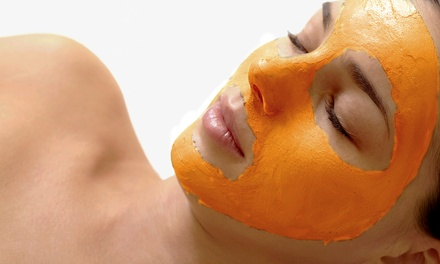 Pumpkin Facial with Optional Eco-Fin Hand Treatment from Melinda Vanderhaar - Esthetician (Up to 62% Off)