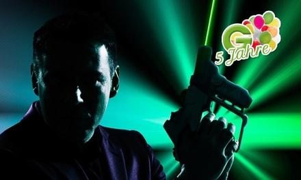 60 Minuten Laser-Game für Zwei bis Acht bei Laser Game Harz ab 14,90 € (bis zu 58% sparen*)