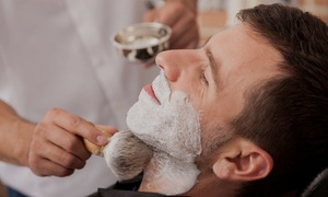 Aldo's Barbershop: Cut, Finish and Hot Towel Shave for £12 at Aldo's Barbershop (Up to 50% Off)