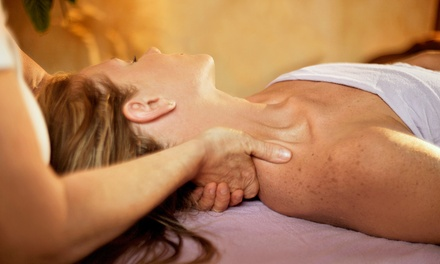 60-Minute Couples Massage with a Thermal Treatment or Massage for One at Inner Harmony Massage (Up to 49% Off)