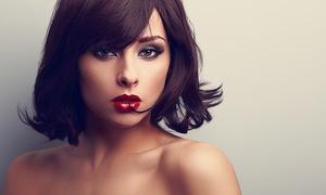 La Cornice della Bellezza: Pacchetti capelli completi con taglio, colore, shatush o colpi di sole da La Cornice della Bellezza (sconto fino a 70%)