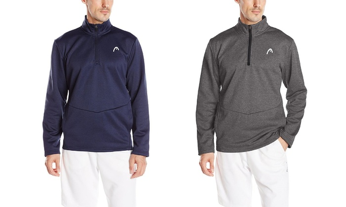 HEAD Men's Thunder Quarter-Zip Jacket