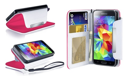 Acellories Wallet Case for Samsung Galaxy S4 or S5