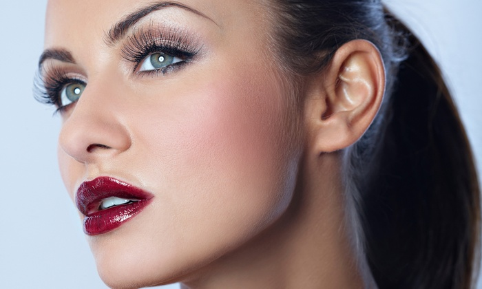 Hair Plus - Milpitas: $99 for a Full Set of Eyelash Extensions at Hair Plus ($201 Value)