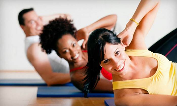 The Wellness Center of Northwest Jersey - Randolph: 8, 12, or 20 Fitness Classes with a 30-Minute Custom Massage at The Wellness Center of Northwest Jersey (Up to 86% Off)