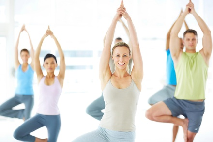 Four Weeks of Fitness Classes at Arya Fitness Studio (45% Off)