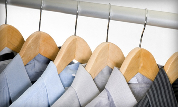 Natural Cleaners - Multiple Locations: $20 for $40 Worth of Dry Cleaning at Natural Cleaners