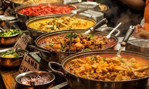 The Killer Restaurant: All-You-Can-Eat Indian Buffet for Two at The Killer Restaurant