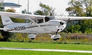 Jeff Air Pilot Services: Discovery Flight at Jeff Air Pilot Services (Up to 22% Off). Two Options Available.