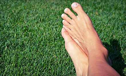 Laser Toenail-Fungus Sessions for One or Both Feet at Laser Now (Up to 75% Off)