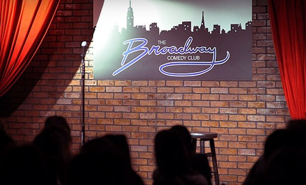 Choice of 1 Comedy Show at Broadway Comedy Club: General-Admission Seating - Broadway Comedy Club in New York