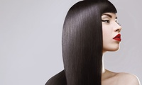 Brazilian Keratin Treatment with Optional Cut and Blow-Dry at Huda of Knightsbridge Salon (Up to 63% Off)