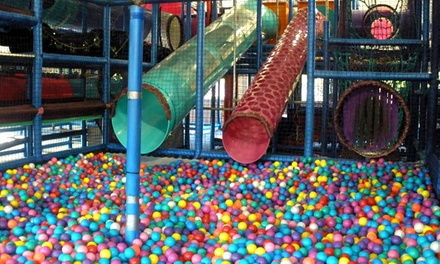 Fun-Park Activities or Luau Party with Food for Up to Four at Wheels Fun Park (Up to 58% Off)
