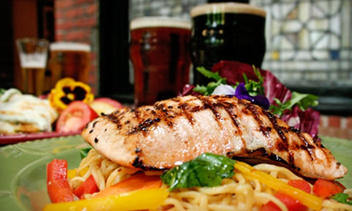 Hilltop Ale House - West Queen Anne: $15 for $30 Worth of Pub Food and Beer at Hilltop Ale House