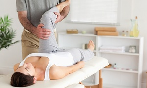 HealthWorks Chiropractic: Chiropractic Packages with Adjustments and Custom Rehab Treatments at HealthWorks Chiropractic (Up to 91% Off)