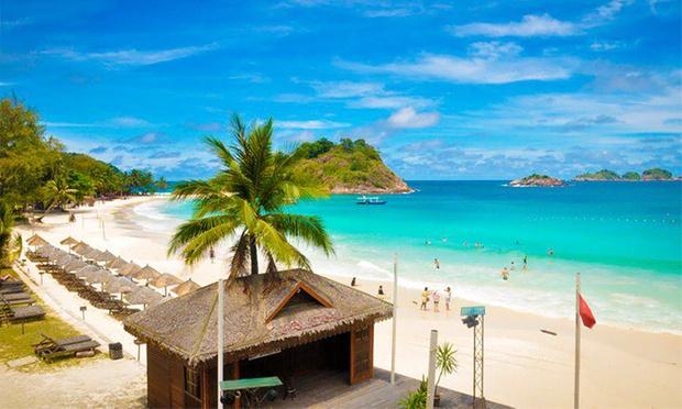 Redang: Resort + Coach + Snorkel 4