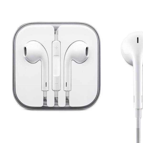 Earpods Apple (Jack 3.5mm),écouteur intra auriculaire avec télécommande et micro intégré dès 14,99€ (jusqu'à 64%)