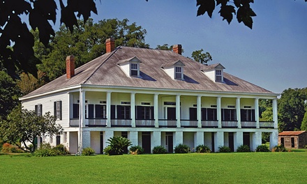 Sugar-Cane Plantation Tour for Two or Four at St. Joseph Plantation (Up to 33% Off)