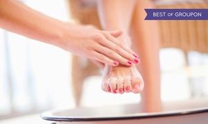 Casa Bellissima: Spa-Fußpflege, optional inklusive Frenchgel, in der Casa Bellissima (bis zu 50% sparen*)