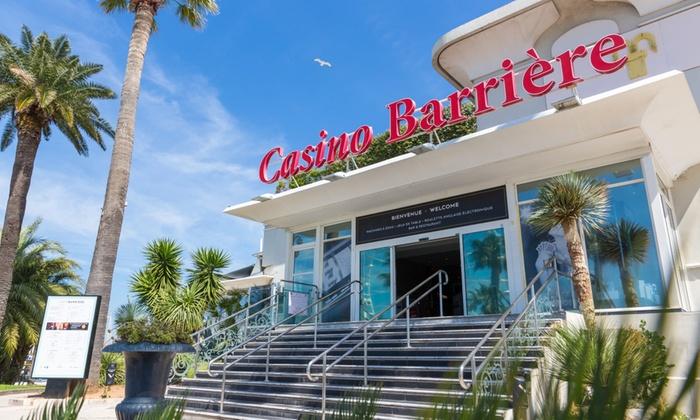 Casino barriere saint raphael horaires winstar oklahoma craps