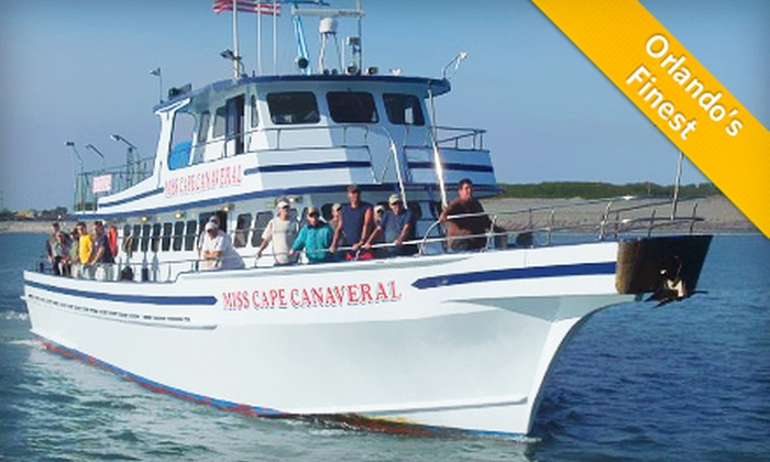 Miss Cape Canaveral Fleet - Cape Canaveral: All-Inclusive Fishing Trips on Miss Cape Canaveral Fleet (Up to 52% Off)