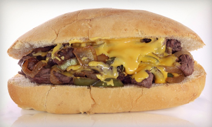Third Annual Cheesesteak Challenge Sponsored by CityEats  - Center City West: $12 for Ticket for One to the Third Annual Cheesesteak Challenge (Up to $25 Value)