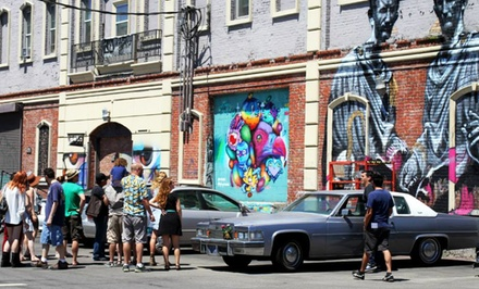 Art Tour for Two or Four from           LA Art Tours (Up to 50% Off)