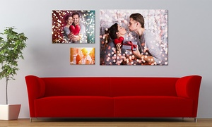 "CanvasOnSale: One 12""x8"" Canvas Print, or One or Two 16""x12"" or 20""x16"" Canvas Prints from CanvasOnSale (Up to 90% Off)"