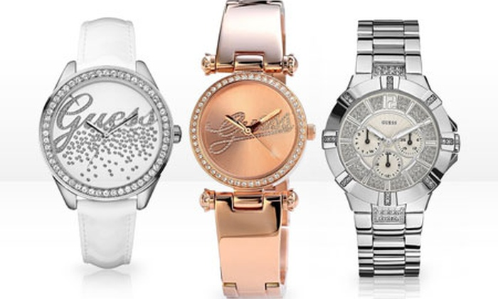 795f782387a8 Montre Guess   Groupon Shopping