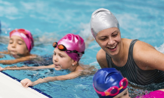 swim4life - Multiple Locations: 10 Weeks of Swim Lessons from swim4life (25% Off)