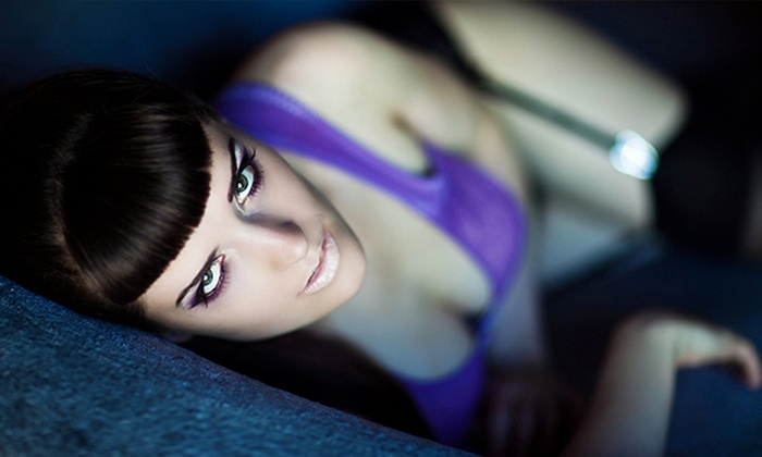 Boudoir Kiss by Jeffery Warren Photography - Sacramento: 60- or 90-Minute Boudoir Photo Shoot Packages from Boudoir Kiss by Jeffery Warren Photography (Up to 91% Off)