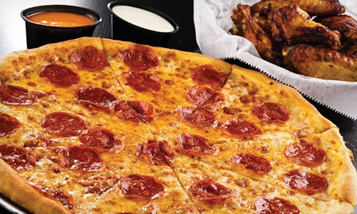 Power Pizzeria - Miramar: Pizza, Wings, and Wraps at Power Pizzeria (Up to 53% Off)