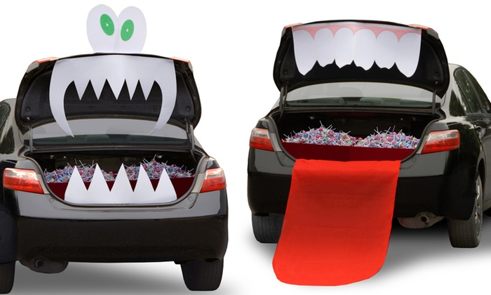 tricky car trunks multiple styles available groupon