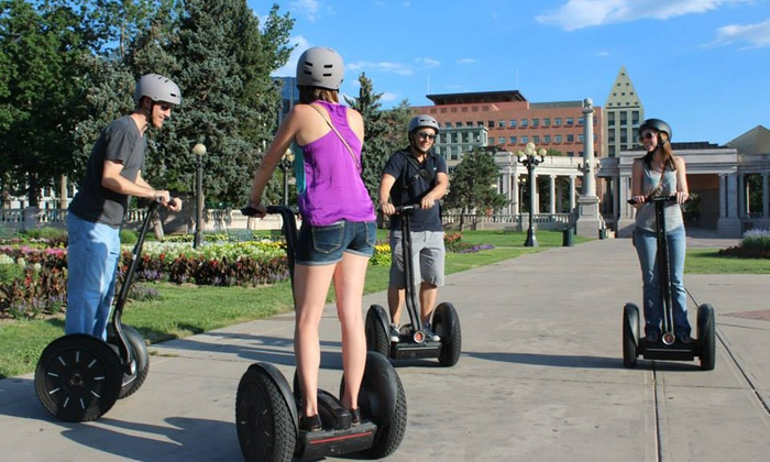 Rockytop Glide - LoDo: $36 for a 1.5-Hour Segway Tour for One at Rocky Top Glide ($65 Value)