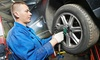 Tucker Auto Service Inc. - Tucker Auto Service Inc.: Two or Four Wheel Alignment with Tire Rotation and Brake Inspection at Tucker Auto Service Inc. (Up to 64% Off)