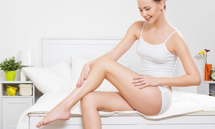 VB Laser Trim Clinic - Downtown Toronto: Six Laser Hair-Removal Treatments on a Small, Medium, Large, or Extra-Large Area at VB Laser Trim Clinic (Up to 94% Off)