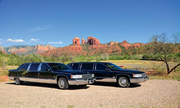 Zona Tours - Phoenix: Highlights of Sedona Limo Tour for Two, Four, or Six from Zona Tours (Up to 41% Off)
