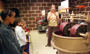 Chocolate Kingdom:  $10 for Chocolate-Factory Adventure Tour for One from Chocolate Kingdom ($16.95 Value)