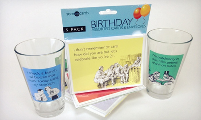 30 Watt: $15 for $30 Worth of Humorous Gifts and Stationery from 30 Watt