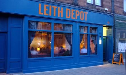 Leith Depot