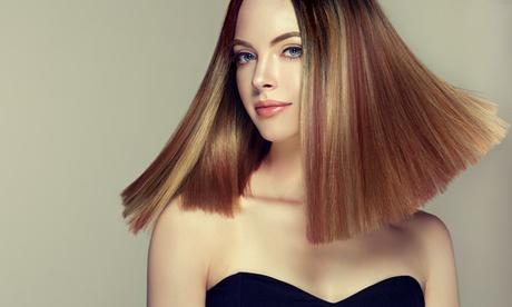 Shampoo and Haircut for Long or SHort Hair, Clipper Cut, or Kids Cut at Adriana's Salon & Spa
