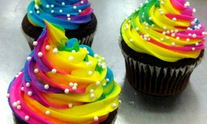 Cupcake Mafia: $11 for $25 Worth of Baked Goods from Cupcake Mafia