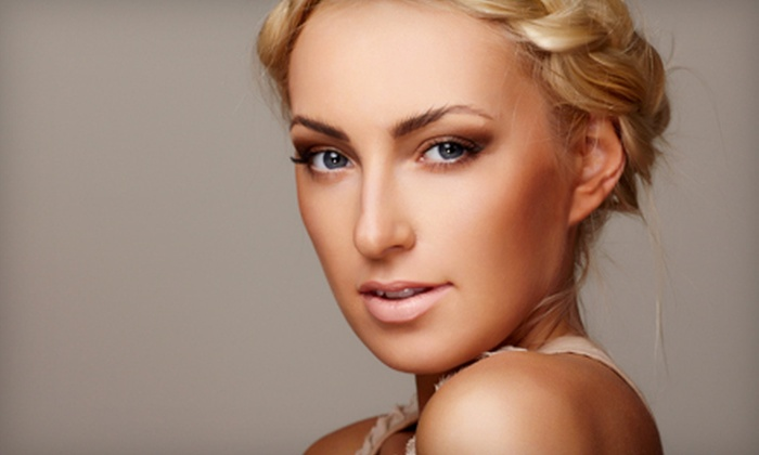 Bliss Salon & Spa - Turlock: One or Three Spray Tans at Bliss Salon & Spa (Up to 54% Off)